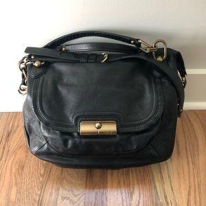 Coach Kristin Special Edition black leather purse